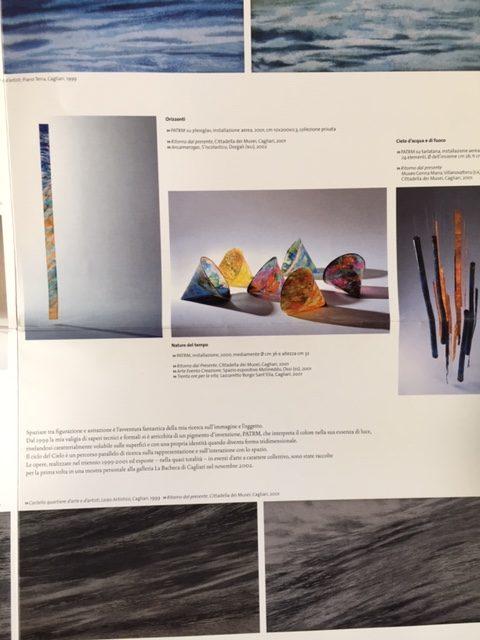 Semenze:Brochure_ Mostra di Rosanna dAlessandro