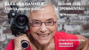 BarbaraHammer. Visività poeticopolitica